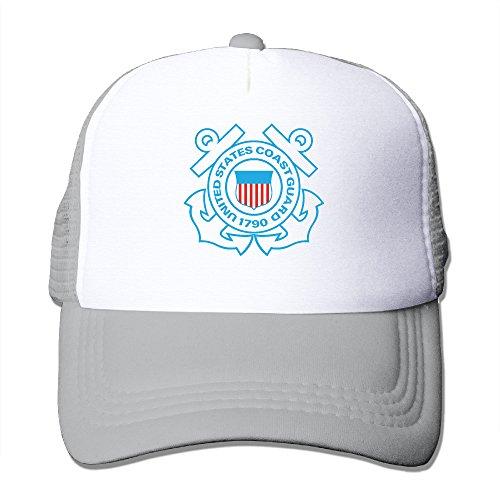 United States Coast Guard Logo Mesh (Karma Events Halloween)