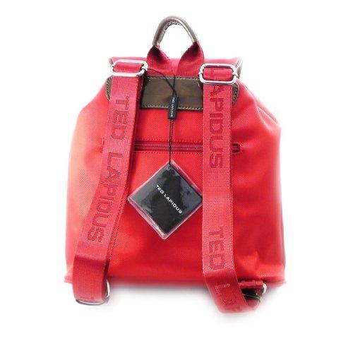 'ted Lapidus' Mochila Color De Rojo SU1f71
