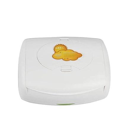 Zmsdt Caja De Calefacción De Temperatura Constante Rápida Toallitas para Bebés Calentador/Caja De Tejido