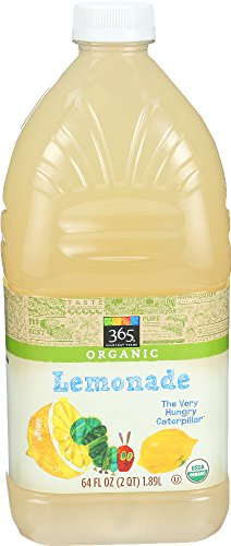 - 365 Everyday Value, Organic Lemonade, 64 fl oz