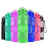 Best Eco Friendly Water Bottles - Water Bottle- Tritan Bottles for Kids/Adult- Leak Proof Review