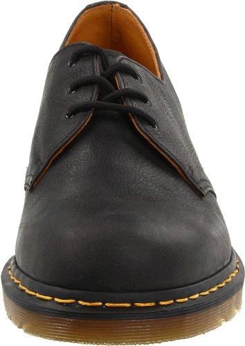 Dr. Martens 1461 Smooth - Zapatos de cordones de cuero para hombre Black smooth