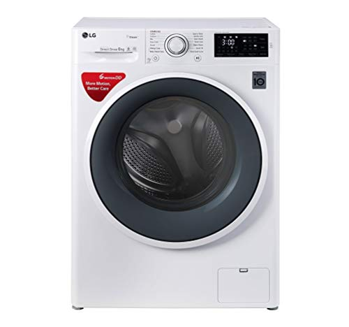 LG 6 kg Inverter Fully-Automatic  Washing Machine