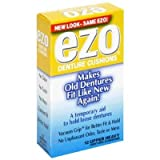 Ezo Denture Cushions - Upper Heavy, 12 ea 3 Pack by Ezo