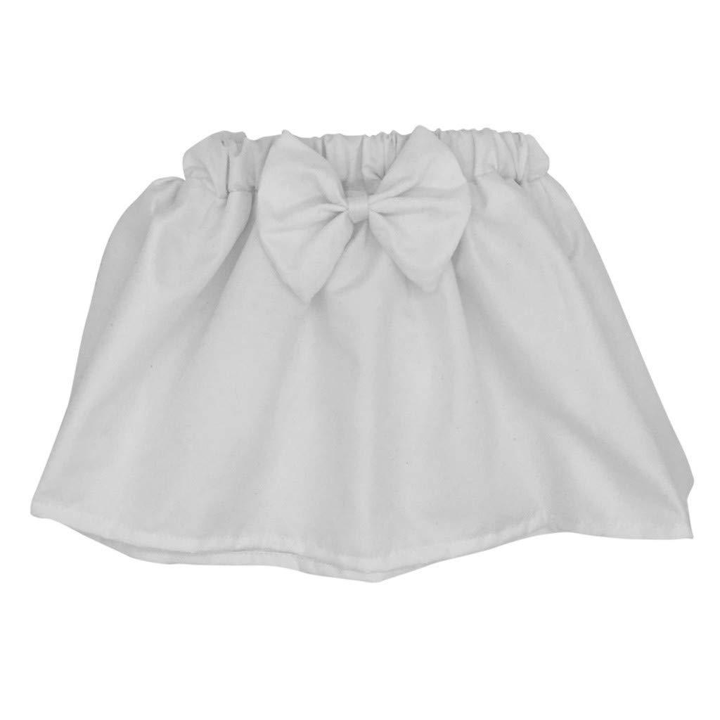 Baby Kids Girls Mini Bubble Tutu Skirts Pleated Fluffy Dance Princess Skirts