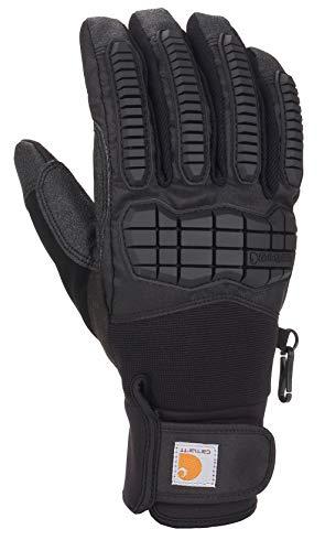 Carhartt Men's A733-Winter Ballistic Glove 2018, black, XXL