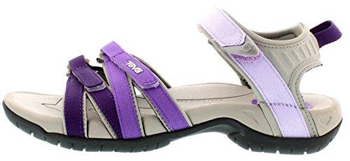 Teva Tirra - Sandalias deportivas para mujer Violett (609 deep lavender gradi.)