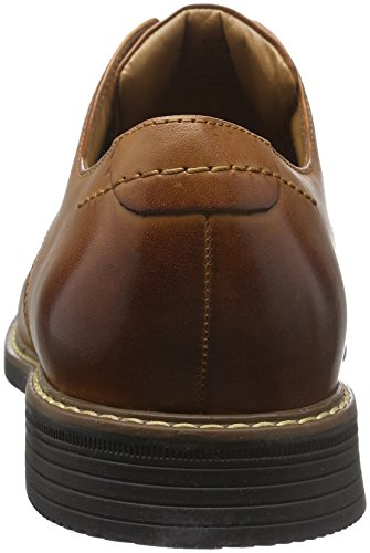 Rockport Classic Break Wing Tip - Zapatos de vestir Hombre Marrón - Brown (Cognac Leather)