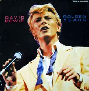 golden years of bowie LP
