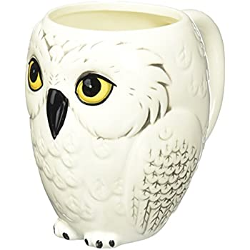 HARRY POTTER Hedwig Mug Novelty