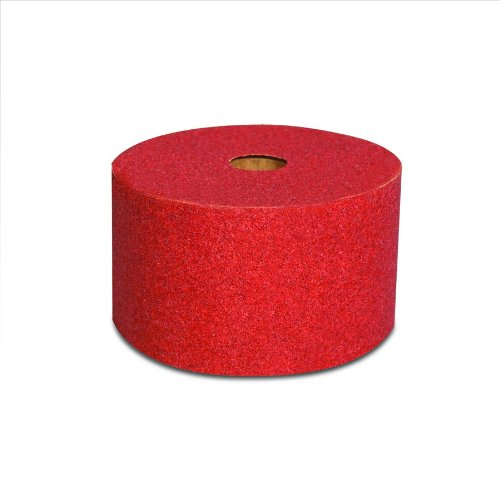 3M 01682 Stikit Red 2-3/4'' x 25 Yard P320 Grit Abrasive Sheet Roll (Pack of 6) by 3M (Image #1)