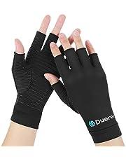 Duerer Koperen artritis handschoenen, de beste compressiehandschoenen voor RSI, mannen en vrouwen, carpaal tunnel, reumatoïden, peesontsteking, compressiehandschoenen voor dagelijks werk