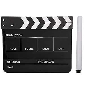 Amazon.com: Vbestlife Director Film Cut Prop, Acrylic ...