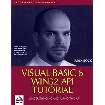 Visual Basic 6 Win 32 API Tut Orial