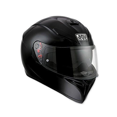 AGV K-3 SV Gloss Black Full Face Helmet, ML by AGV