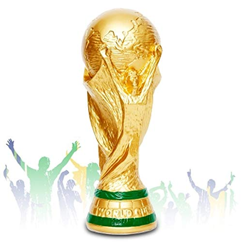 - XSMP 2018 World Cup Football Champions Trophy Cup Fans Souvenirs 36cm