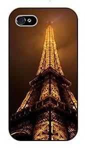iPhone 6 Eiffel Tower - black plastic case / Paris, France by SHURELOCK TM