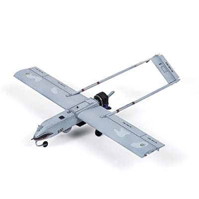 Academy U.S. Army RQ-7B UAV Airplane Model Building Kit: Toys & Games