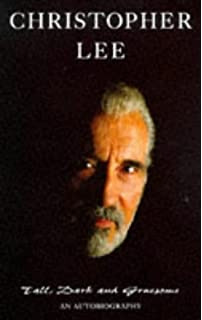 christopher lee autobiography audiobook