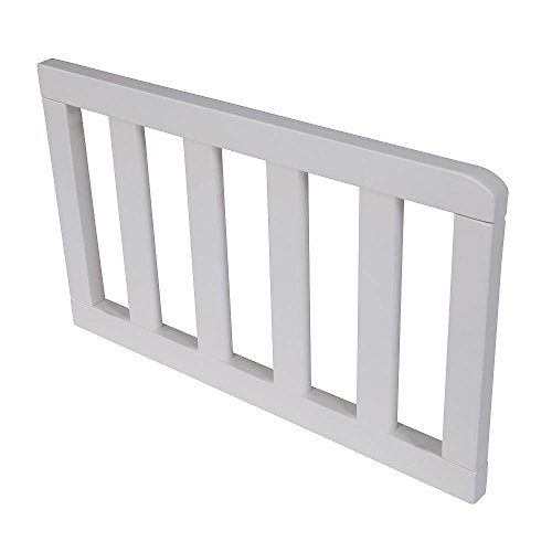 Delta Children Toddler Guardrail- White Ambiance by Delta