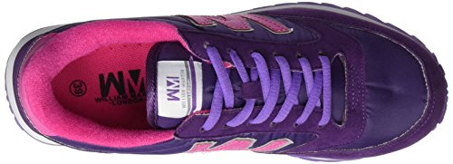 WILLIAM Zapatillas Rebelation Morado Violeta de Adulto Unisex MARTIN Deporte nZPAxq7w