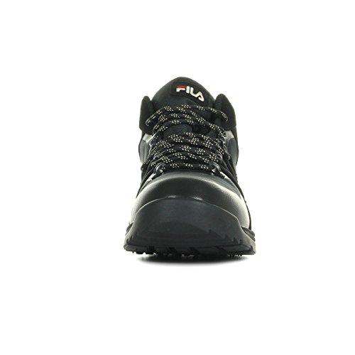 101010812v Black black Fila Mid Sportive Delta Scarpe FnZnqIxwEt