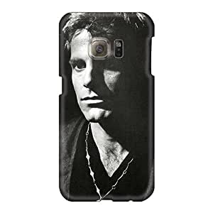 Scratch Protection Hard Cell-phone Cases For Samsung Galaxy S6 (Rxw5669jTzV) Provide Private Custom Lifelike Massive Attack Band Pictures