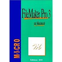 Filemaker pro 3 MAC
