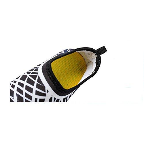 Nuoto Trampoliere Commercio Estero All'aperto Donna Immersioni Nuovo Super Scarpe Fondo Da Camouflage Uomo Scarpe Fiume XIAOLONGY Scarpe Scarpe Da Leggero white Spiaggia Asciutte OStqwE