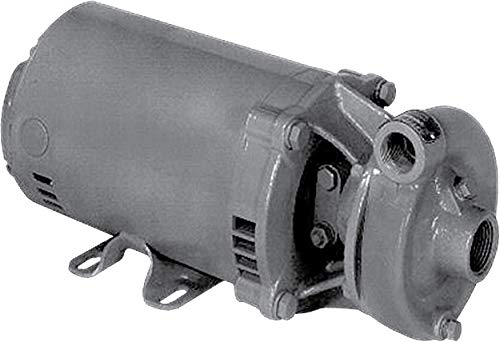 Image of Centrifugal Pumps MP Pumps 039-23202 SERIES 30 End Suction Centrifugal Pump, Bronze, Right Hand Rotation, Foot Mount, 1' x 3/4'