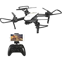 Goolsky TYH TY-T6 Drone Wifi FPV,2.0MP Wide Angle Camera,2.4G 6-Axis Gyro,3D Flip,Headless Mode,Long Time Flying,Altitude Hold RC Quadcopter