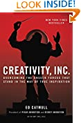 #5: Creativity, Inc.: Overcoming the Unseen Forces That Stand in the Way of True Inspiration