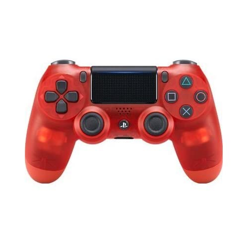 DualShock 4 Wireless Controller for PlayStation 4 -  Red Crystal