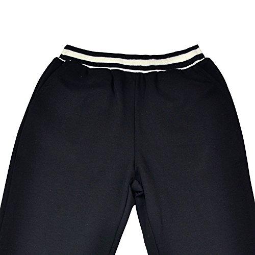 AIMBAR Kids Boys Casual Sports Trousers Soft Elastic Waistband Pants Age 4-13 Years