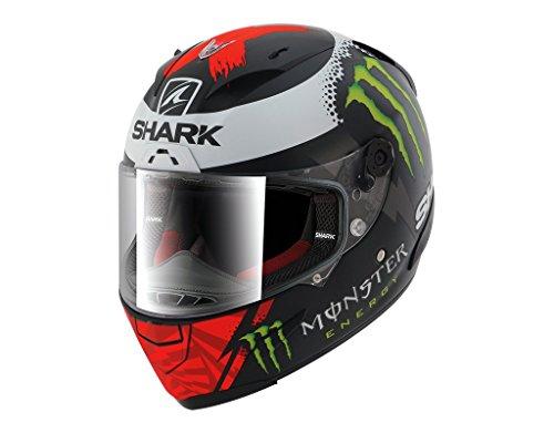Shark Helmets RACE-R PRO Replica Lorenzo - MONSTER MATTE 2017 - S