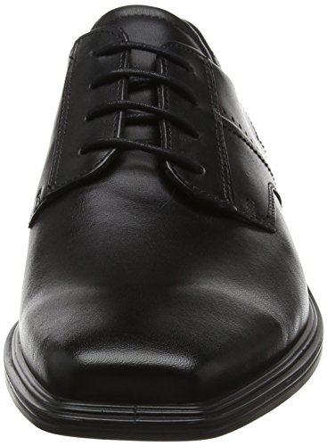ECCO Minneapolis, Scarpe Stringate Derby Uomo nero