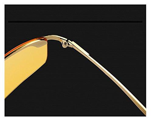 lumière Lunettes conducteur Miroir Conduite Lunettes Couleur Soleil de Mode Anti HGyanjing polarisées Chaude masculines de Vision Lunettes de A de Lunettes Nocturne Lunettes A Rwc6c80Uq