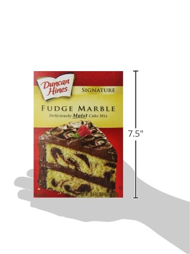 Duncan Hines Cake Mix, Fudge Marble, 16.5 Ounce (Pack of 12) by Duncan Hines (Image #6)