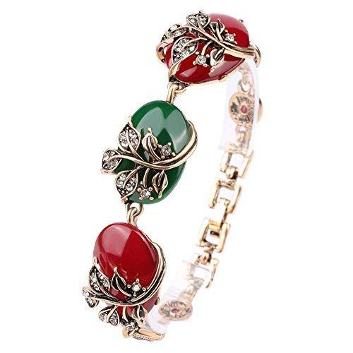 (NiceButy Fashion Royal Traditional Bangle Stylish Bracelet for Women & Girls(Multi-Colour)(8662b))