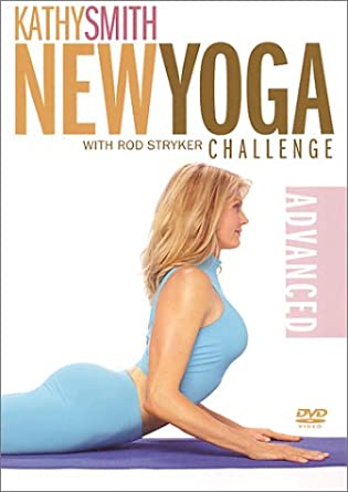 Kathy Smith With Rod Stryker New Yoga Challenge Advanced Workout