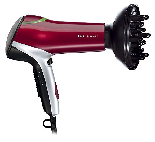 Braun HD770 Hair Dryer - 220v (Not for Use in the USA)