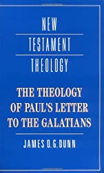 The Theology of Paul's Letter to the Galatians (New Testament Theology)