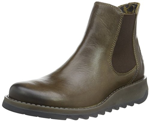 Fly London Women's Salv Ankle Boots Brown (Olive) cheap 2014 new buy cheap low shipping fee footlocker pictures cheap online free shipping professional eACTpaB8eH