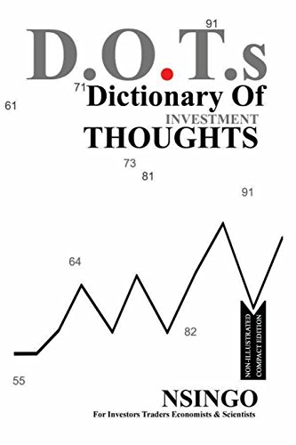 Dictionary of Investment Thoughts (Non Illustrated Compact Edition) by Nsingo & Company Ltd