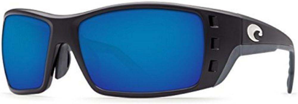 Costa del Mar Unisex-Adult Permit PT 11 OBMGLP Polarized Iridium Wrap Sunglasses