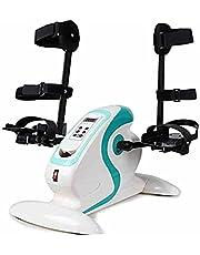 LNIBA Fitness gemotoriseerde elektrische mini-oefenfiets, pedaal trainingsapparaat, medisch huisscheerapparaat voor het herstel van benen, voor arm- en beentrainer thuis op kantoor