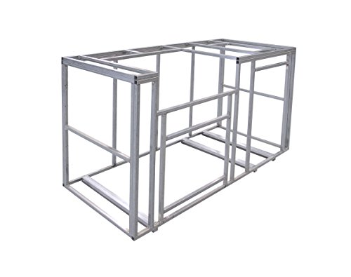Cal Flame 6' Outdoor Kitchen Island Frame Kit