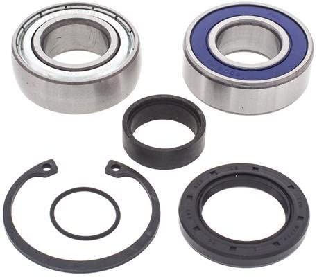 Lower Drive Shaft /& Upper Jack Shaft Bearing /& Seal Kit for Polaris INDY TRAIL TOURING 488//500 1998-1999 All Balls
