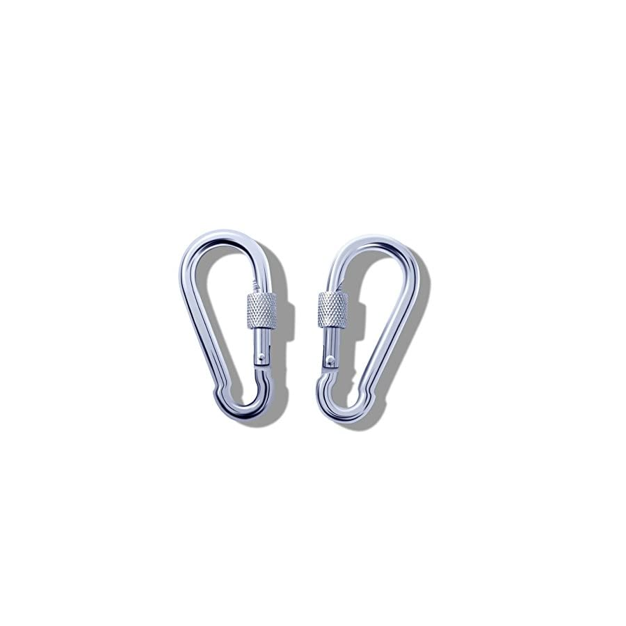 Safety Hooks Hooks Outdoor Safety Buckle Climbing Fast Buckle Buckle Buckle Buckle Buckle Buckle Stainless Steel