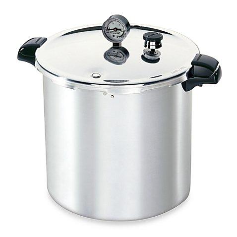 Presto Aluminum 23-Quart Pressure Canner and Cooker by Presto